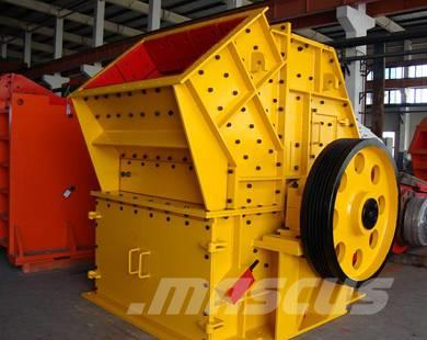 White Lai Qualified Complex Fine Crusher at Low Price GXF100