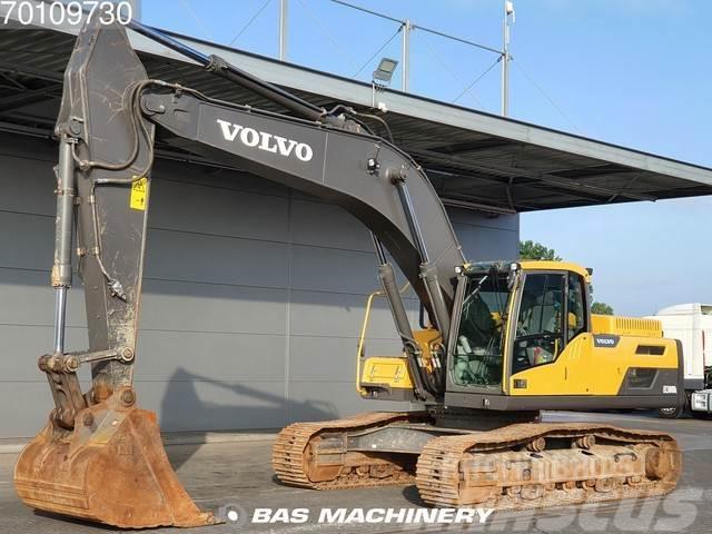 Volvo EC300 D L Nice and clean CE machine