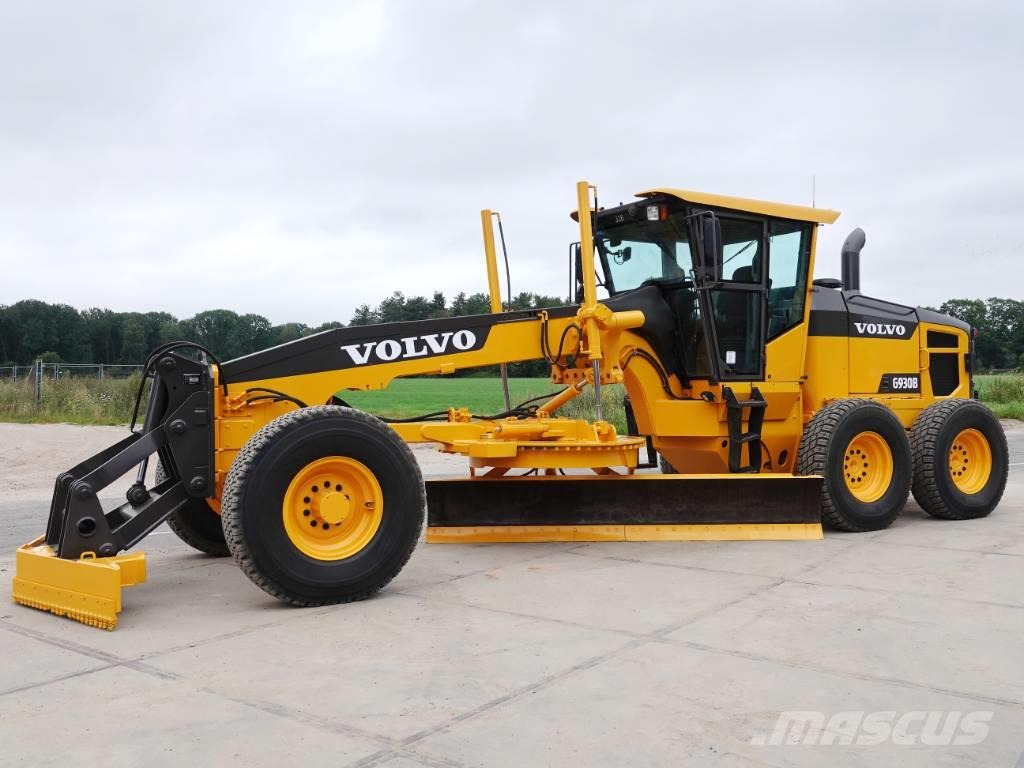 Volvo G930B - Excellent Condition / Low Hours
