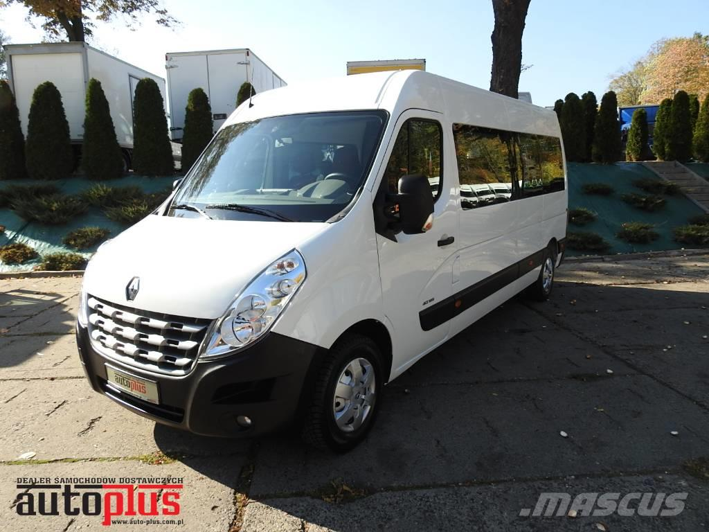 Renault MASTER BUS 14 SEATS A/C