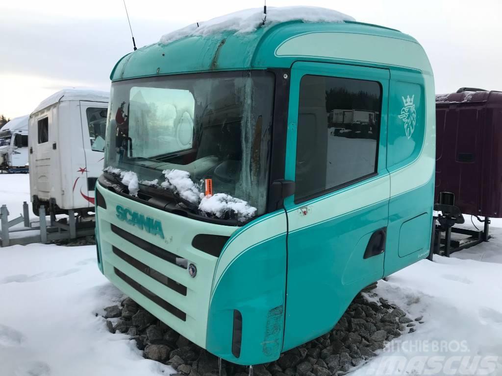Scania CR19 komplett hytt