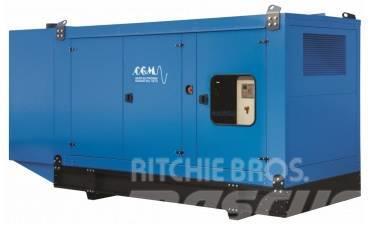 CGM 500F - Iveco 550 Kva generator