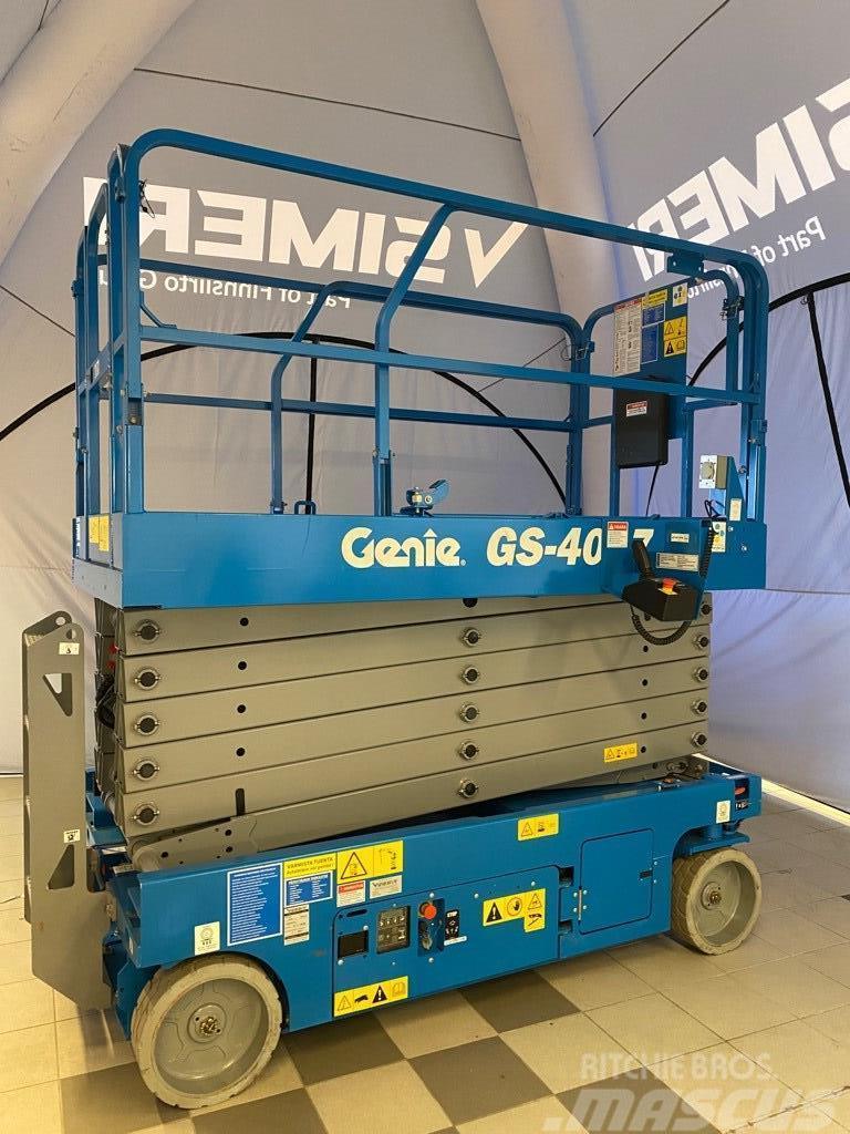 Genie gs4047 E-Drive