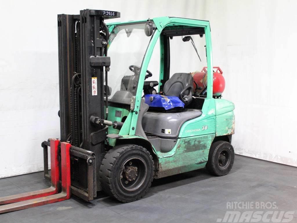 Mitsubishi FG 30 N