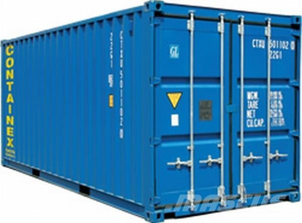 Containex 20' shippingcontainer
