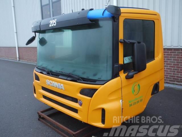 Scania SC-P CP-14 DAGCAB.