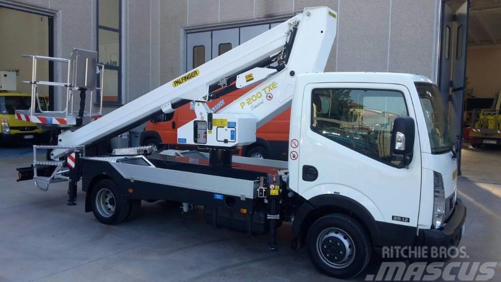 Palfinger P 200 T X E Truck Mounted Aerial Platform