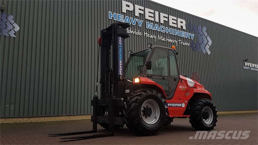 Manitou M50-4 S4 EU Valid inspection, *Guarantee! 5000 kg