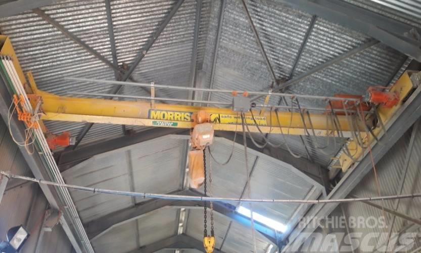 Morris 3Ton Overhead Crane