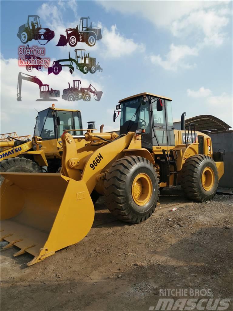 Caterpillar 966H  966G  950H 950G