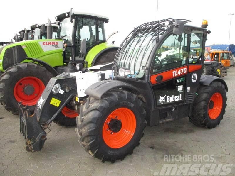 Bobcat TL 470 AGRI