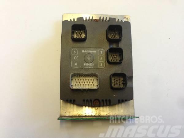 John Deere Timberjack Hub Module F064578