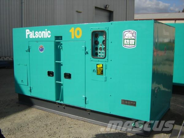 Palsonic 10 Diesal/Hydraulic Power Packs
