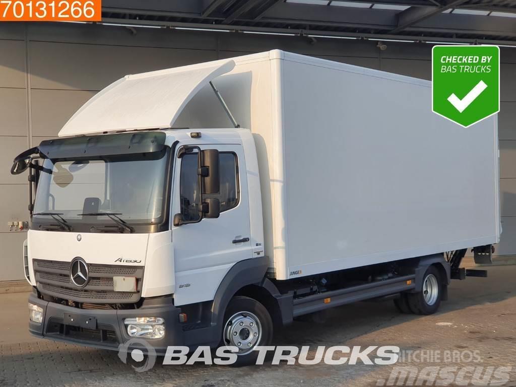 Mercedes-Benz Atego 816 4X2 Manual Ladebordwand Euro 6