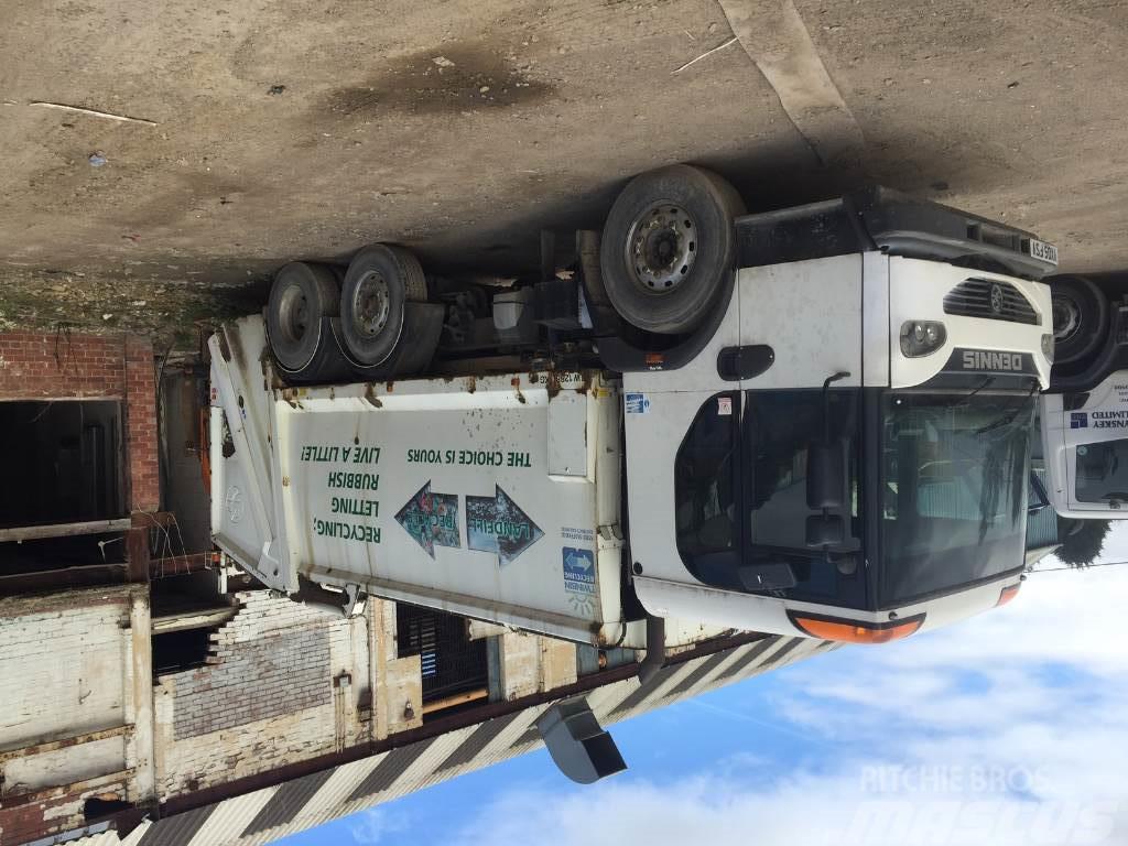 Dennis Waste truck