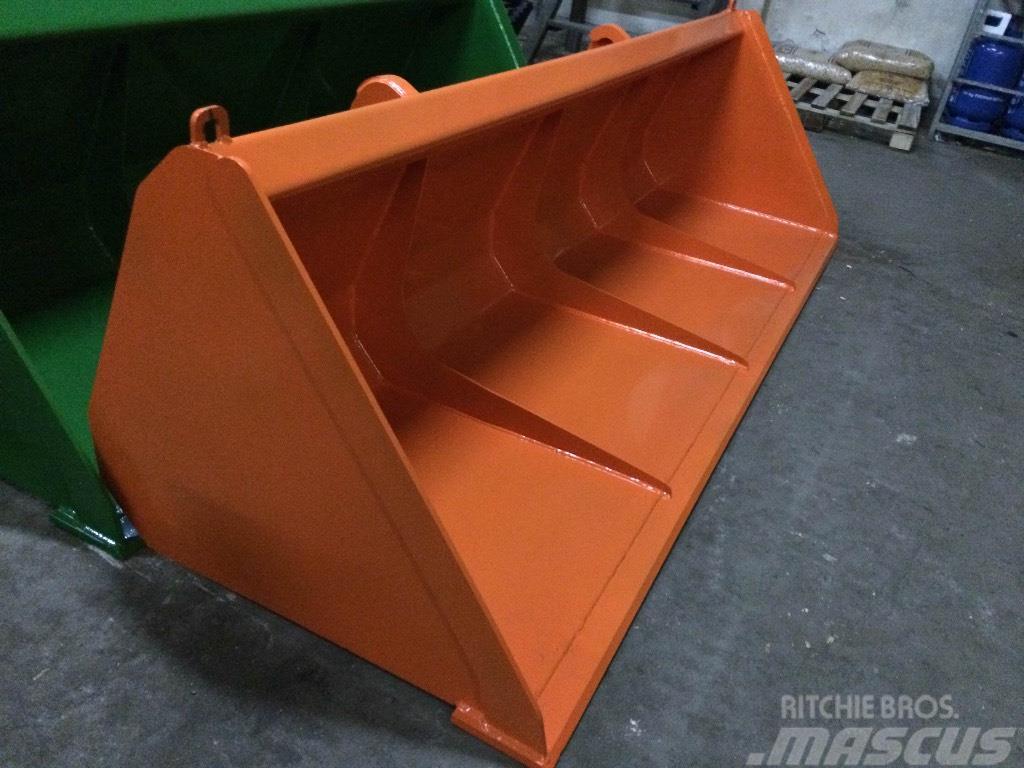 Agromet Łomża schaufel /  front end loader bucket, łyżka