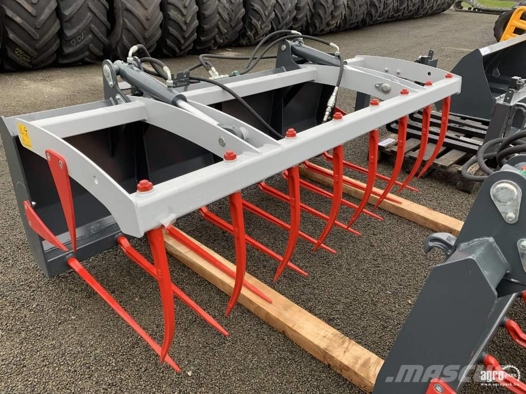 [Other] New Manure fork for front loaders, 210 cm wide, EU