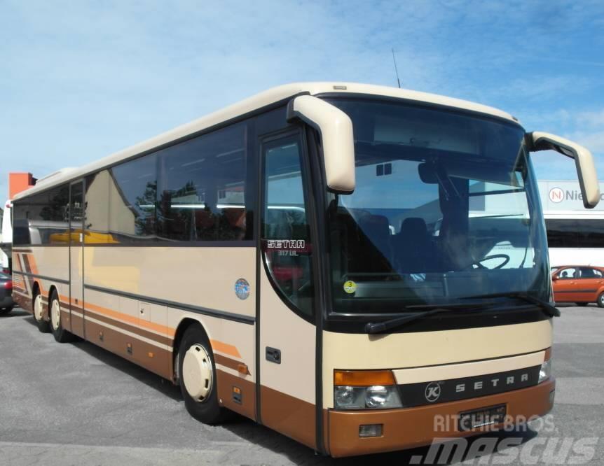 Setra 317 UL-GT/Klima/6 Gang/65 Sitz/Tüv:12.2020/Euro3