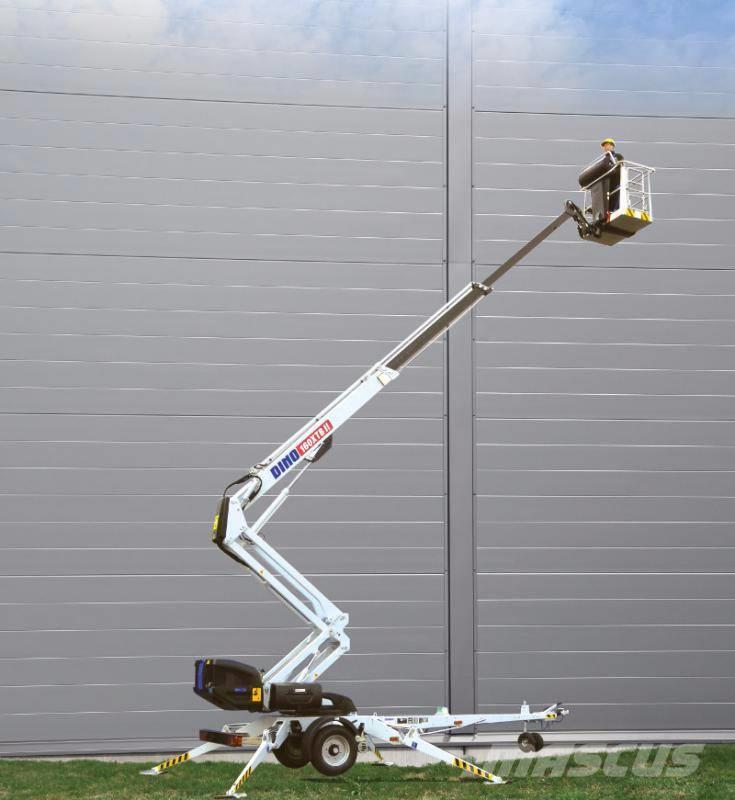 Dino 160XTB II