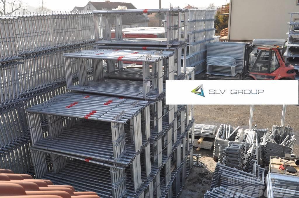 [Other] Plettac Type Steel Scaffolding 600 m2 Skela Skele