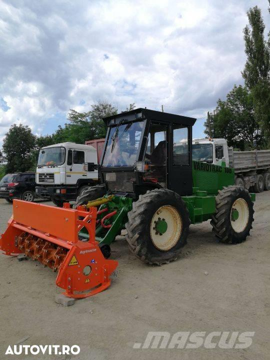 [Other] Tractor Forestier Variotrac 100
