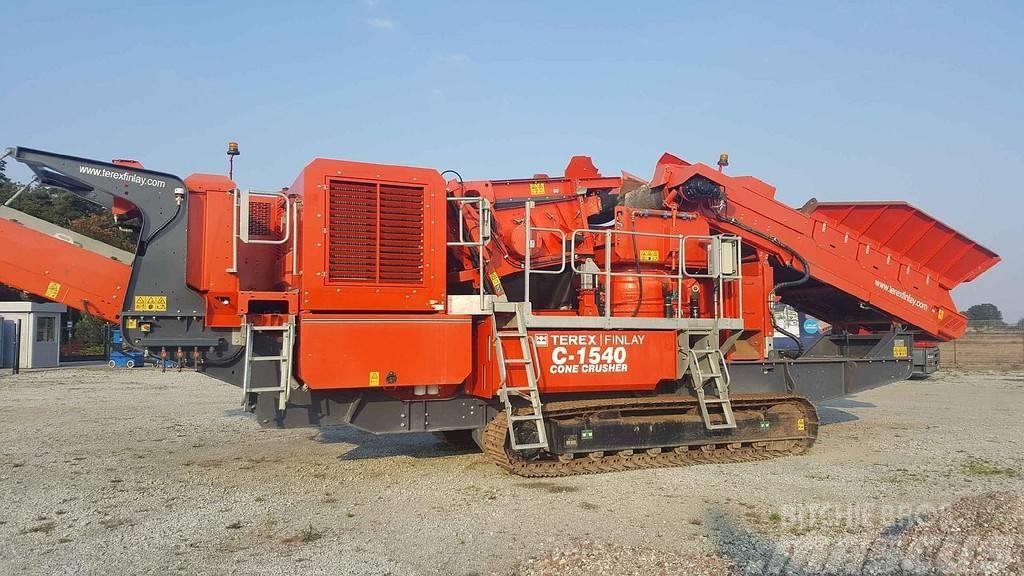 Terex Finlay C1540