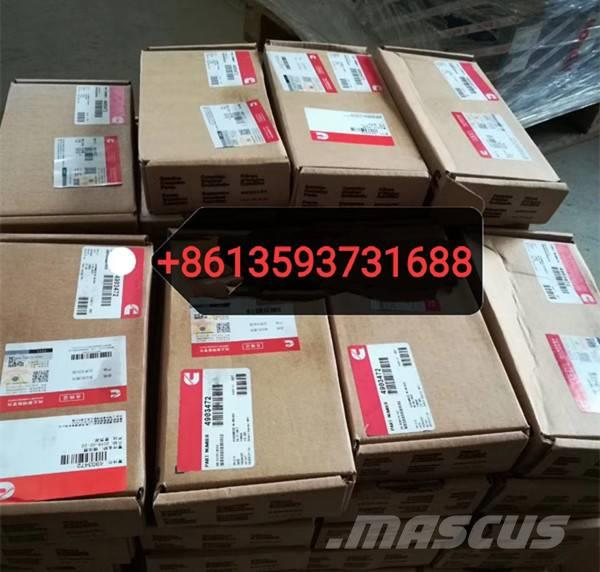 Hyundai R455LC-7 Cummins Qsm11 -C300 Injector 4903472