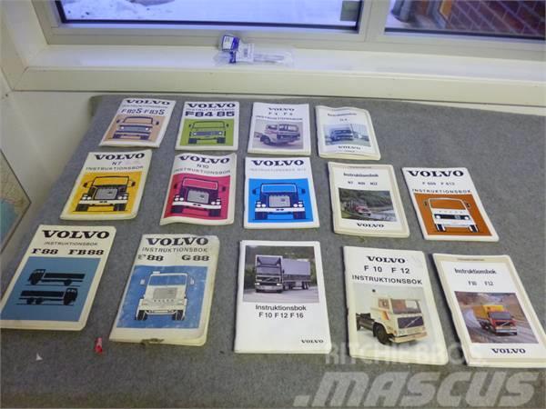 [Other] Instruktionsböcker Scania-Volvo