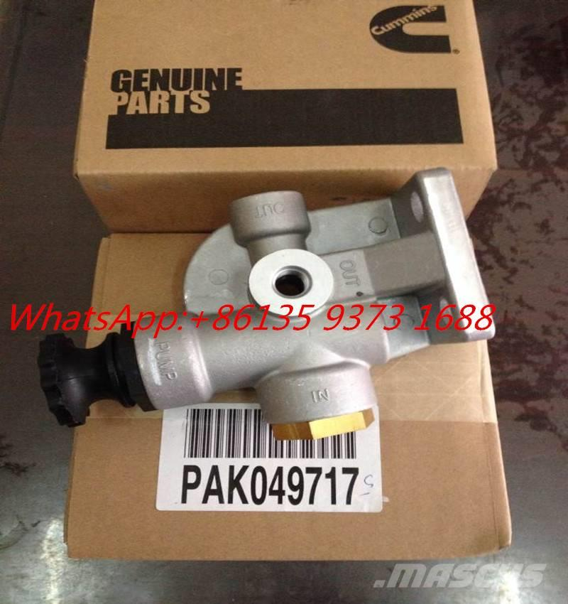 Cummins Qsb6.7 Engine Fuel Filter Head 3975404 6754-71-720