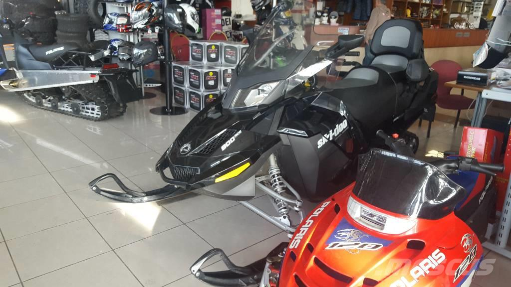 Ski-doo Grand Touring 900 ACE 2015  2400km