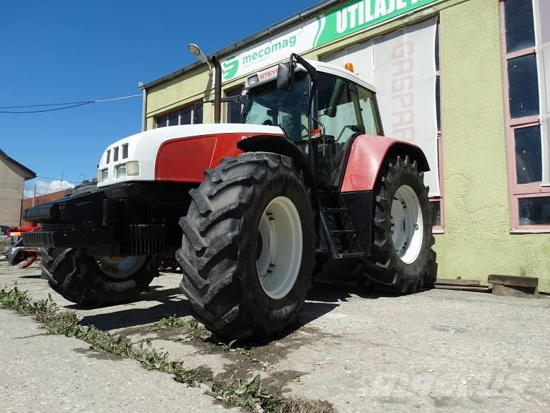 Steyr Tractor agricol 9125