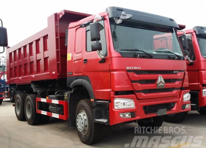 Howo Dump Truck ZZ3257N3647A