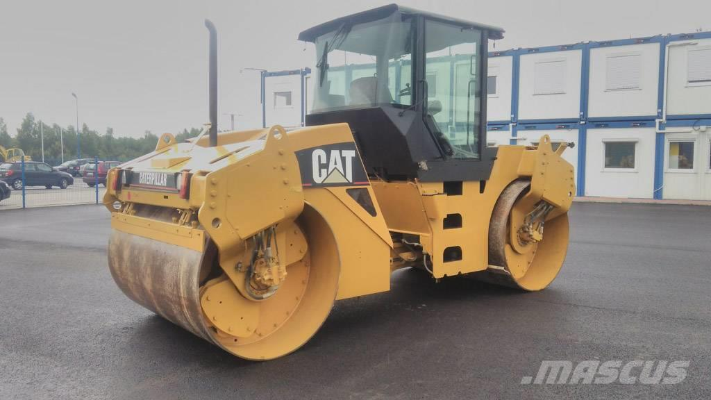 Caterpillar CB 534 D XW