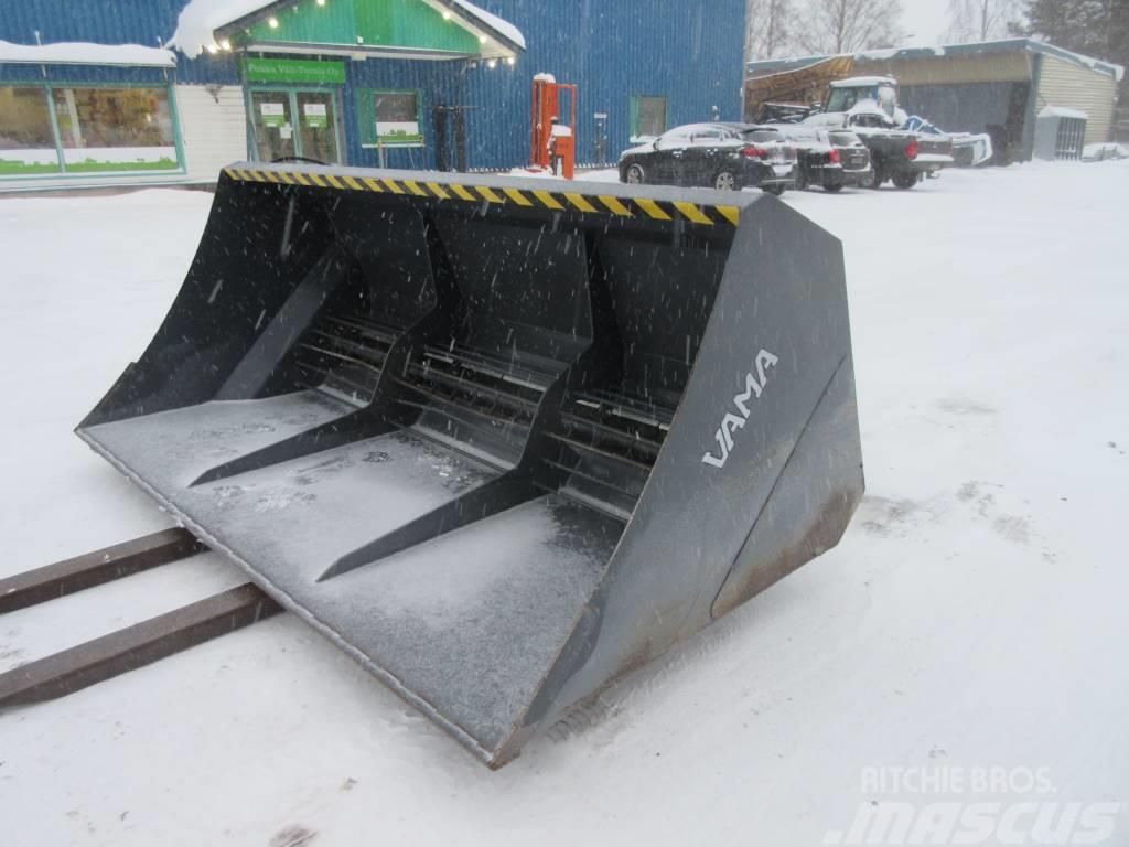 Vama Hiekoitinkauha ETH 295       295 cm    sovite volv