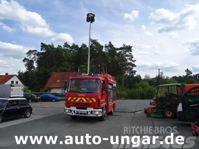 Iveco 80E17 Eurocargo GIMAEX Feuerwehr Euro 3 Wassertank