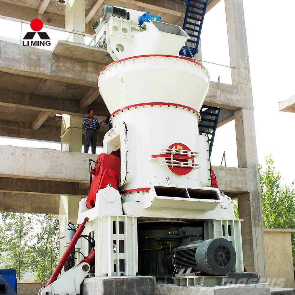 Liming 10~15 tph  LM130M  Vertical Mill