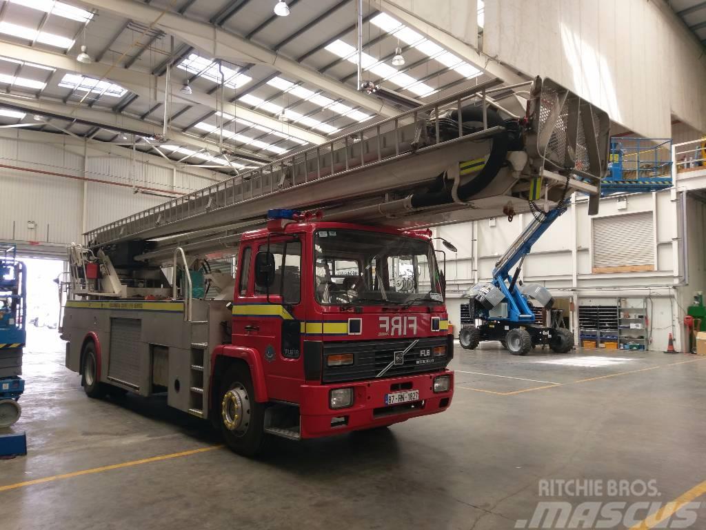 Simon S263 - Fire Truck