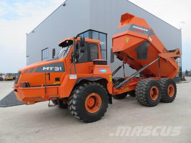 Doosan MT31 Dumptruck