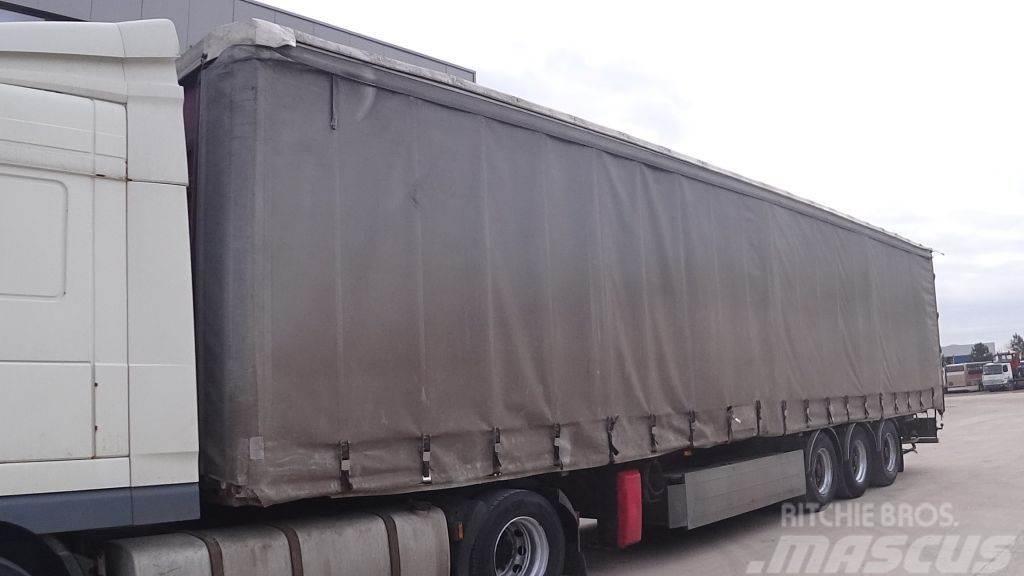 General Trailer TX34 (SMB-axles)