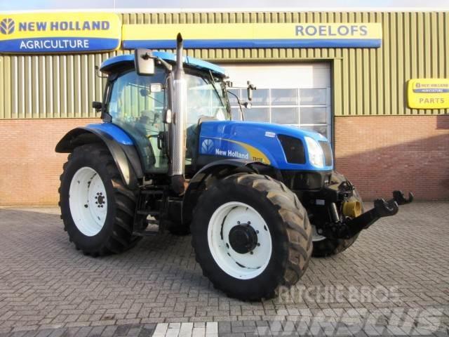 New Holland TS135A