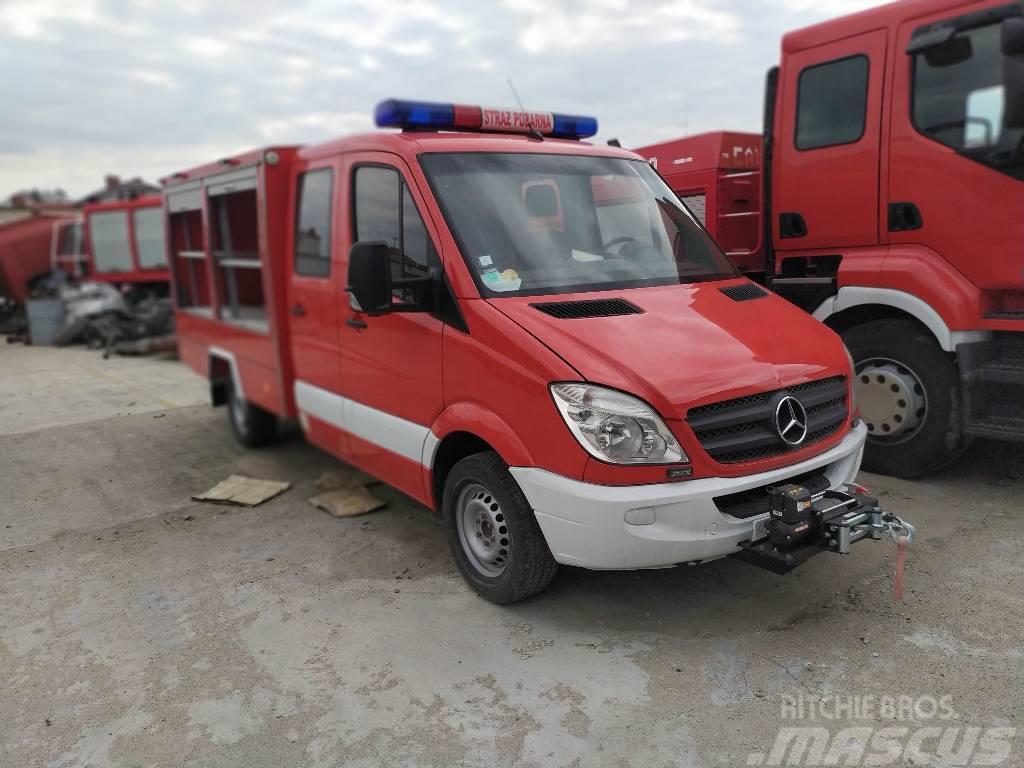 Mercedes-Benz Sprinter G0311DE Pożarniczy