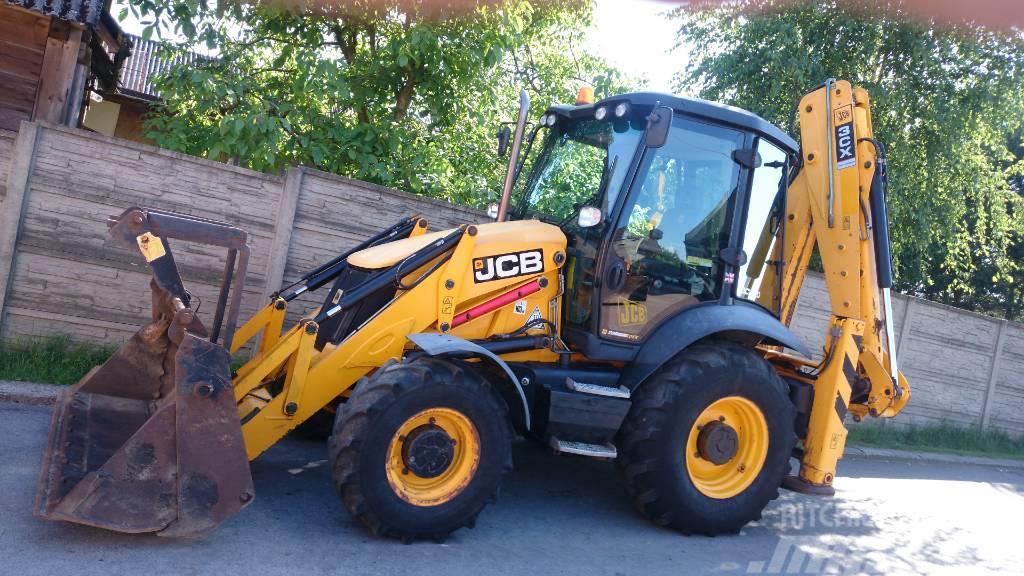 JCB 3 CX Contractor