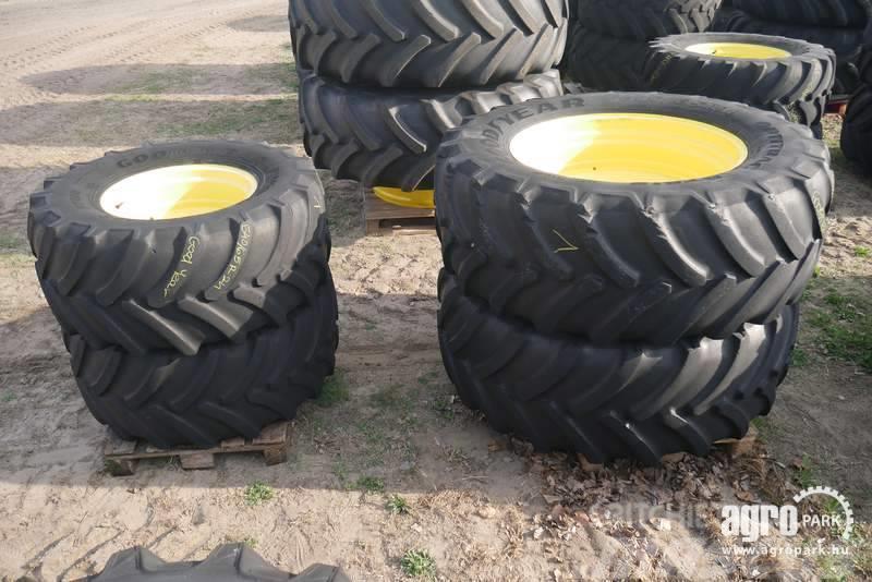 Goodyear Wheels GoodYear 540/65R24 and GoodYear 600/65R38