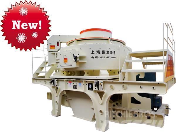 White Lai Sand Making Machine VSI-800