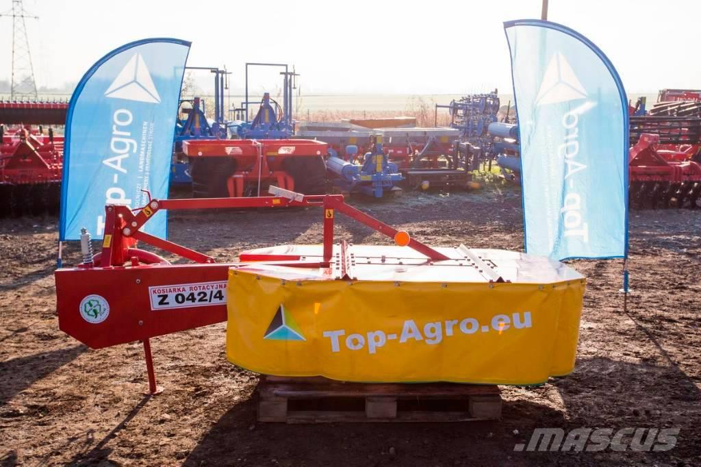 Top-Agro 1,65m  Drum mover, rotary mover