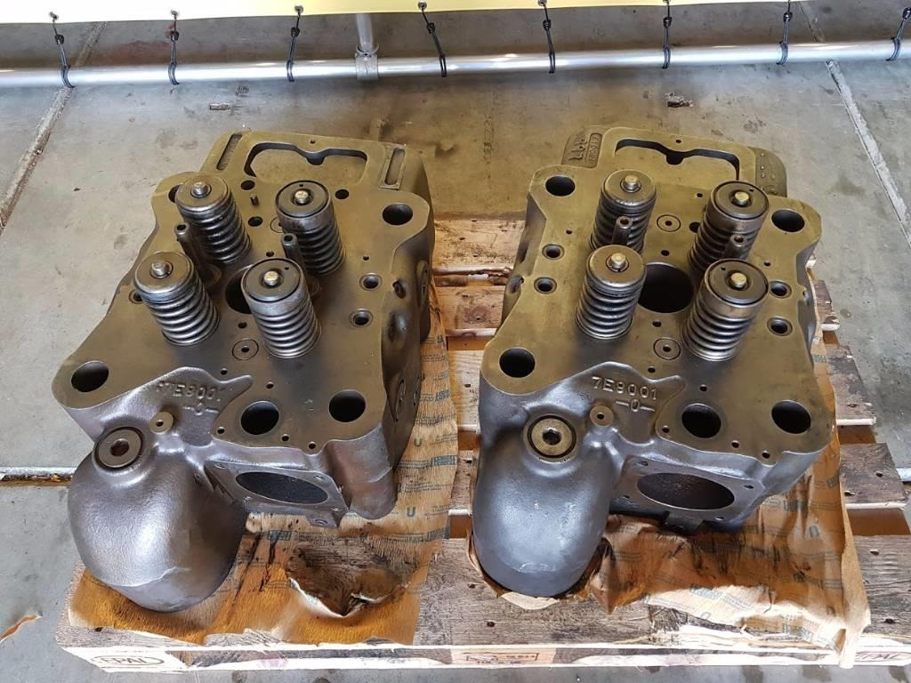 Caterpillar 3600 Cylinder Heads 10x