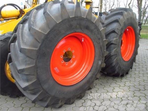 Michelin 2 Räder 710/75 R34 MegaXbib