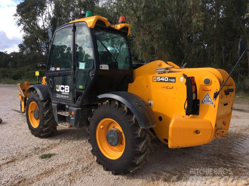 JCB 540-140 hvz