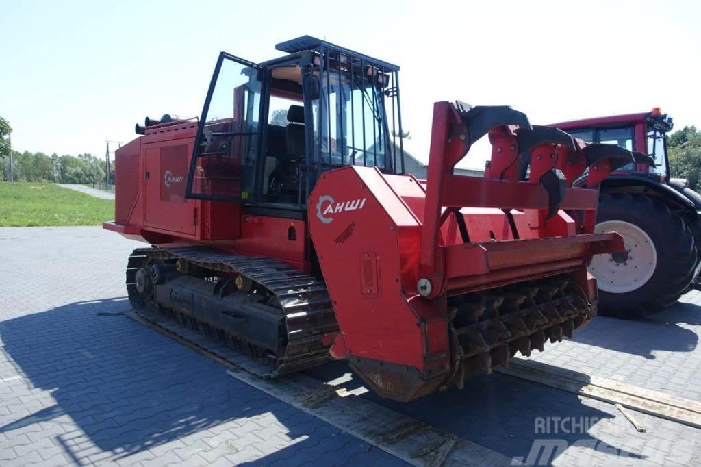 Ahwi PRINOTH RT550 + AHWI UZM 702-2300