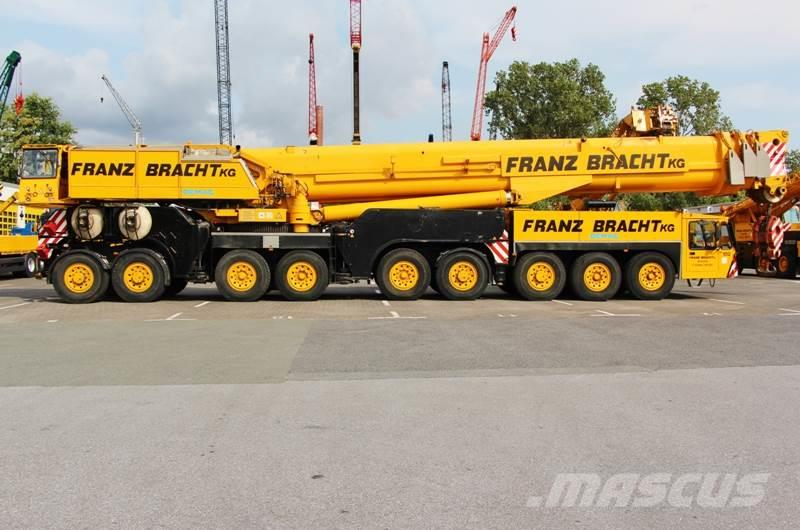 Demag AC1600 Completely overhauled, Superlift, 90m Fly j